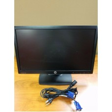 "Монитор 20"" HP ProDisplay P201 TN LED (1600x900) DVI, VGA"