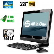 "Моноблок HP AiO 8200 Elite 23"" (Core i3-2120/4GB/500HDD) б/у"