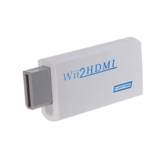 Видео конвертер Wii на HDMI + аудио