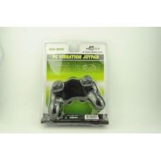 Джойстик PC DJ-EW800 + USB радио 2.4G Чёрный,Megapower