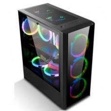 Игровой ПК  i3 9100F 4-х ядерный ОЗУ 8 Гб  SSD 240 Гб GeForce GTX 1060 3 Гб