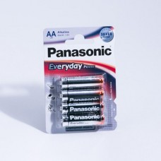 Батарейки Panasonic EVERYDAY POWER AA 4 шт. ALKALINE