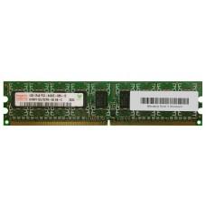Память DDR2 1GB Hynix PC5300 (667MHz) ECC