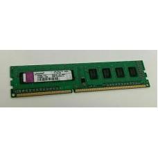 Память DDR3 1GB Kingston PC3-8500 (1066Mhz)