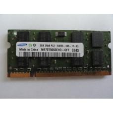 Память SO-DIMM DDR2 2GB Samsung PC6400 (800Mhz) Б/У