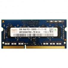 Память SO-DIMM DDR3 2GB Hynix PC3-12800 (1600Mhz) б/у