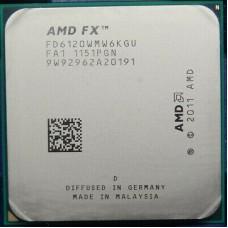 Процессор AMD FX 6120 3.5GHz AM3+ tray