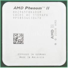 Процессор AMD Phenom II X4 965 3400MHz,sAM3