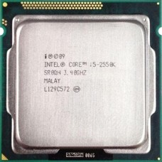 Процессор Intel Core i5-2550K 3.40GHz s1155 tray б/у