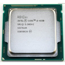 Процессоры  опт и розница Процессор Intel Core i5-4590 3.30GHz, s1150, tray ⏩ megapower.space ▻▻▻