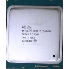 Процессор Intel Core i7-4820K 3.70GHz, s2011, tray б/у