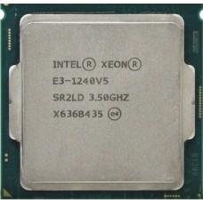 Процессор Intel Xeon E3-1240V5 3.5GHz s1151 Skylake (6 gen)