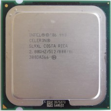 Процессор Intel Celeron 2.0GHz/128/400, s478, tray