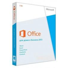 Купить Microsoft Office 2013 для дома и офиса 32/64Bit Русский (коробочная версия) (T5D-01761)