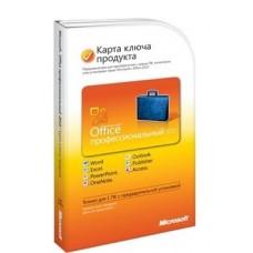 Купить Microsoft Office 2010 Professional 32/64Bit Ukrainian PC Attach Key (269-14861)