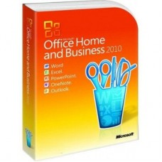 Microsoft Office Home and Business 2010 32/64Bit Russian DVD (T5D-00412) повреждена упаковка
