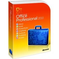 Купить Microsoft Office Professional 2010 32/64Bit Russian DVD Box (269-14689)