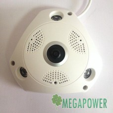 Видеонаблюдение опт и розница Камера видеонаблюдения JW-VR3D (2CU0513) Wi-Fi ⏩ megapower.space ▻▻▻