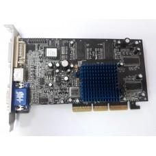 Видеокарта ATI Radeon 7500 64MB, AGP б/у