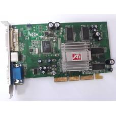 Видеокарта ATI Radeon 9200 64MB DDR, 128 bit, AGP б/у
