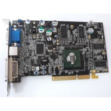 Видеокарта ATI Radeon 9600Pro 128MB, 128 bit, AGP б/у