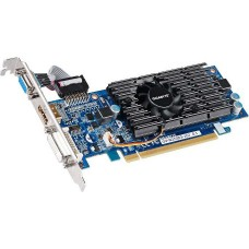 Видеокарта GeForce 210 1GB DDR3, 64 bit, PCI-E 2.0 Gigabyte (GV-N210D3-1GI)