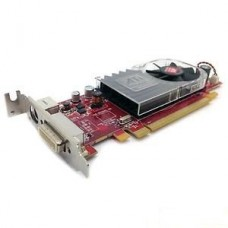 Видеокарта ATI Radeon HD3450 256MB DDR2, 64 bit, PCI-E б/у